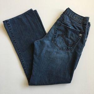 Rock & Republic Med Wash AXL Bootcut Jeans 32x32